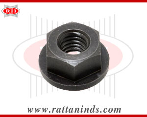 Flange Nut manufacturers exporters india