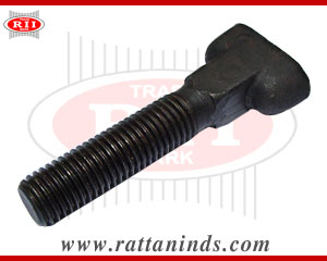 T Head Bolt railway fasteners manufacturers exporters india punjab ludhiana