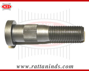 Automobile Wheel Bolt manufacturers in india forged tbolt exporters india punjab ludhiana