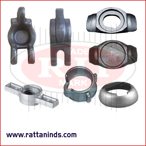 forged scaffoldings forged couplers parts scaffold component manufacturers exporters in India Punjab Ludhiana