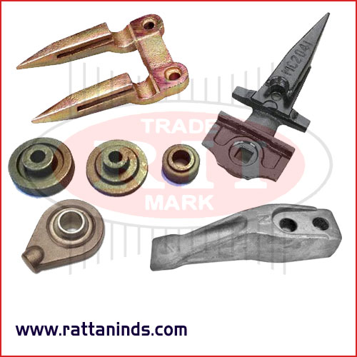 forged agriculture parts forging tractor parts manufacturers exporters in India Punjab Ludhiana