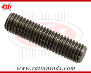 threaded studs manufacturers exporters in india