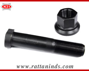 Half Round Wheel Bolt manufacturers in india forged tbolt exporters in Europe