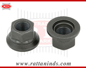 Wheel Hub Nuts manufacturers in india forged tbolt exporters india punjab ludhiana